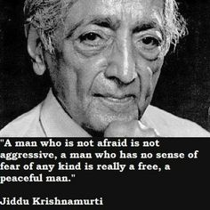 J KRISHNAMURTI ON FEAR EBOOK