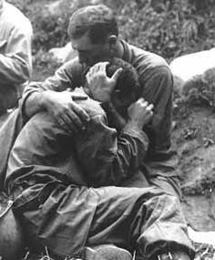 "Dubbed the ""forgotten war"" because it never captured the imagination of America, the Korean conflict nevertheless was an event of profound significance for American society. The Korean War marked the first time that black and white Americans fought side by side in an integrated army."