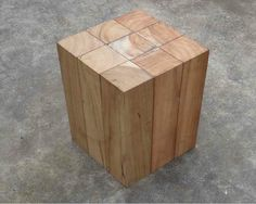 Block - En klods som tåler lidt af hvert