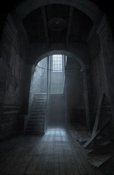 Eerie and abandoned Abandoned Buildings, Abandoned Mansions, Old Buildings, Abandoned Places, Haunted Places, Old Houses, Beautiful Places, Beautiful Pictures, Scenery
