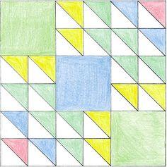 Farmer's Wife - Block 26 - Cut Glass Dish Barn Quilt Designs, Barn Quilt Patterns, Patchwork Quilt Patterns, Paper Piecing Patterns, Quilting Designs, Sampler Quilts, Lap Quilts, Layer Cake Quilt Patterns, Farmers Wife Quilt