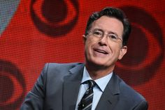 Mr. Colbert said he met with his predecessor, David Letterman, about 10 days before Mr. Letterman retired, and asked him what he would have done differently if given the chance. Mr. Letterman said he might have put his desk on the opposite end of the Ed Sullivan theater stage. As a result, Mr. Colbert is doing just that.   NYTimes.com