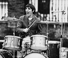keith moon different drummer