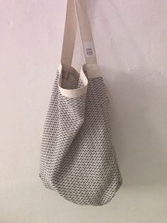 Fish In A Bag, Side Bags, Tote Backpack, Fabric Bags, Summer Bags, Cotton Bag, Cloth Bags, Reusable Bags, Bag Making
