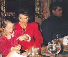 Jackie and Ed Schlossberg.