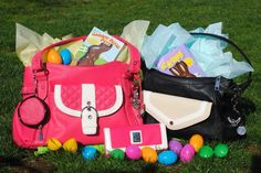 Great Easter basket Idea for teens or older!! Check out all the different Possibilities at www.kellysherrill.graceadele.us