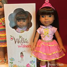 Living A Doll's Life : WELLIE WISHERS