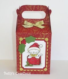 Bettys-creations: Weihnachts-Kathi