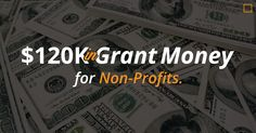 Did you know you can receive up to $10k grant money for non-profits every month, to put towards advertising? This grant is offered by Google to non-profits. #NonProfit #Advertising
