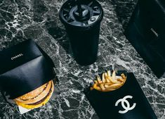 chanel x mcdonalds Street Style Photography, Smoke Photography, Logo Chanel, Chanel Chanel, Chanel Paris, Mademoiselle Coco Chanel, Crochet Fox, Expensive Taste, All Black Everything