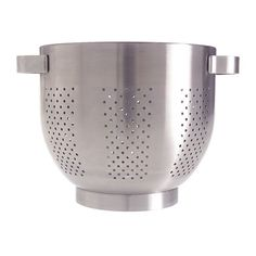 I like...every colander I've ever had broke.  I wonder how this one would hold up.