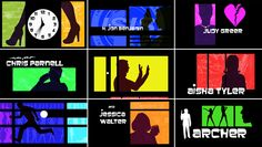 Image result for title sequence