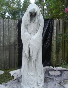 Homemade Outdoor Halloween Decorations Awesome Outdoor Halloween Decorations