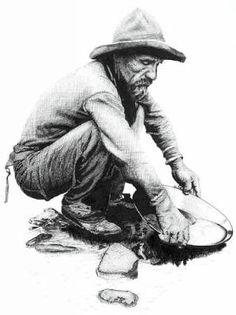 CA Gold Rush Era Unit Study - Activities  easyfunschool.com/article1075.html