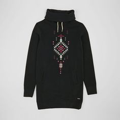 Billabong Roa Dress Hoodie. Pin-To-Win your Christmas wish list at Surfdome!