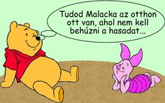 Neked hol van az otthon? :) Some Jokes, Funny Bunnies, Comic, Winnie The Pooh, Wise Words, Quotations, Disney Characters, Fictional Characters, Poems