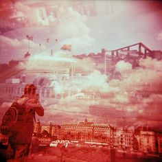 Dagens foto 184: a double exposure by Peterandlund (via Flickr Blog)