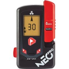 The Neo Pro Avalanche Beacon is Arva's highest performing transceiver for backcountry touring. It boasts the highest range from Arva and the entire market, and you can switch from digital to analog to boost the range ever farther. Not only does it have a multiple burial indicator, it also has a scrolling function to search for specific victims during a search. A standby mode allows you to work avalanche control without the device disturbing ongoing searches, and it automatically reverts back… Auto Test, Digital Signal Processing, Touring, Range, Search, Products, Cookers, Searching, Ranges