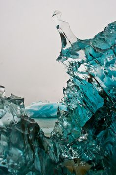 Jökulsárlón, Iceland by olikristinn, via Flickr