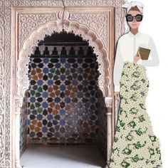 Giambattista Valli's Tales of the Alhambra: