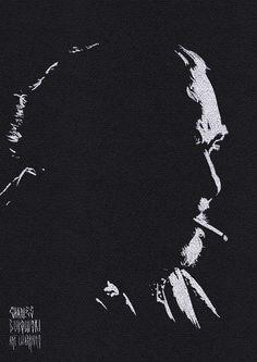 Charles Bukowski on Behance