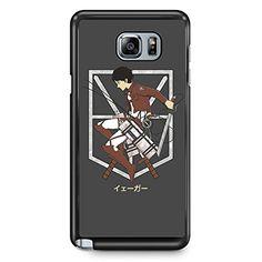 GEBLEG-Attack On Titan The Hunter Samsung Galaxy Note 5 Cases Hard Plastic Material with Black Frame Gebleg http://www.amazon.com/dp/B0187DNYZE/ref=cm_sw_r_pi_dp_0Ioywb051GSKH