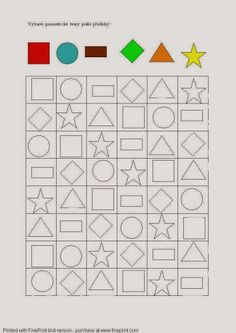 – Lucie C – Webová alba Picasa Math Worksheets, Album, Students, Education, Geometric Form, Activities, Picasa, Clowns, Children