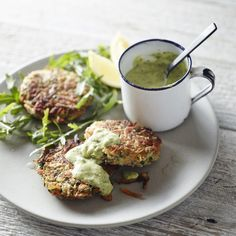 Clean & Quick Dinner: Zucchini + Fennel Fritters - mindbodygreen.com
