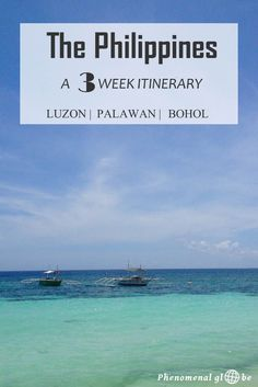 All you need to know about getting from A to B in the Philippines! Detailed travel advice about getting around on Luzon, Palawan and Bohol.