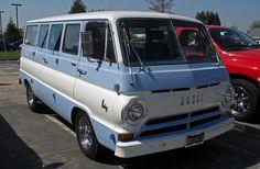 1968 Dodge Sportsman A100 #1