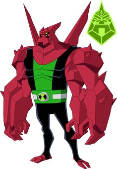 ENGLISH: Name: Diamondarms Fusion between: Diamondhead and Four Arms Species: ½ Petrosapien ½ Tetramand (Petramand) Planet: Petropia/Khoros . Aliens, Dna Lab, Ben 1000, Ben 10 Ultimate Alien, Ben 10 Omniverse, Four Arms, Hero Time, Alien Art, Old Shows