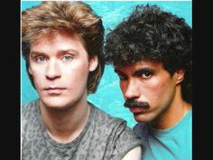 Hall & Oates ~ You Make My Dreams Come True