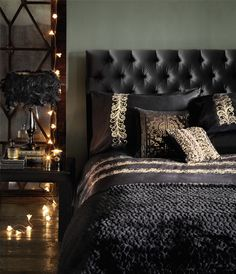 Julian Macdonald luxury bedroom