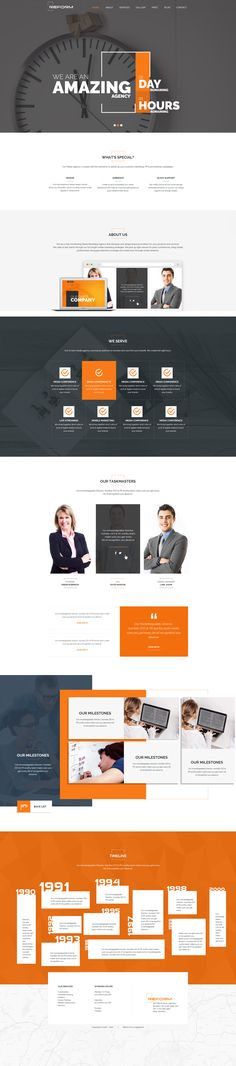 REFORM – Ultimate One Page Business PSD Template REFORM is yet another engrossing, cool and stunning One Page Business PSD Template to greet your visitors with an impeccable wordpress business site...