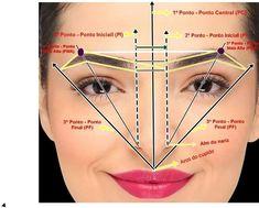 Eyebrow Makeup Tips, Permanent Makeup Eyebrows, Contour Makeup, Flawless Makeup, Makeup Geek, Beauty Makeup, Gorgeous Makeup, Mircoblading Eyebrows, Eyebrow Design