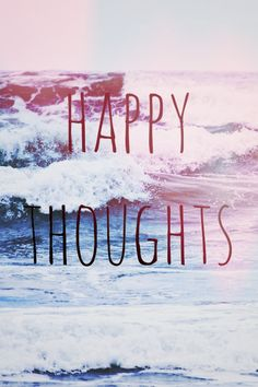 Happy Thoughts #Local surf