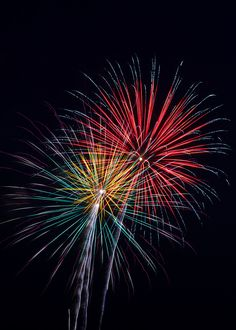 Pyrotechnics - : a bright display of fireworks : a very impressive show or display that requires great skill