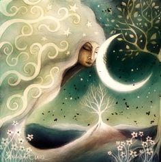 Sweet Dreams  Moonbeams - Amanda Clark