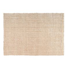 Woven from a combination of wool and jute, the Orissa rug is equally at home in a traditional or contemporary setting. The natural warmth of the materials creates a classic look, while the trimmed edges add a sense of refinement that will suit any room. Freedom Furniture, Furniture Decor, Flat Interior, Interior Design, Solid Rugs, Fabric Armchairs, Toy Rooms, Contemporary Rugs, Floor Rugs