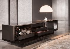 Minotti Ipad - BOOKCASES – SIDEBOARDS - EN | LANG