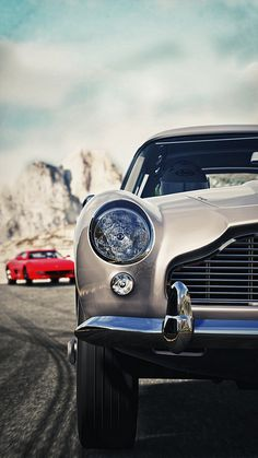 Aston Martin DB5 For more photos visit - facebook.com/fine.ride.official
