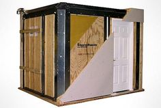 """FEMA provides a set of guidelines for building a safe room in the house, basement or underground. Kiesling adds: """"You can fairly inexpensively buy a manufactured shelter, a concrete box or a steel box that would mount on a concrete slab in the garage."""" Effectiveness: DuPont's StormShelter is FEMA-certified to withstand 250-mph winds and impact from a 2 x 4 traveling at 100 mph.  Approximate Cost: $6500 to $16,000, depending on dimensions and upgrades.   - PopularMechanics.com"""