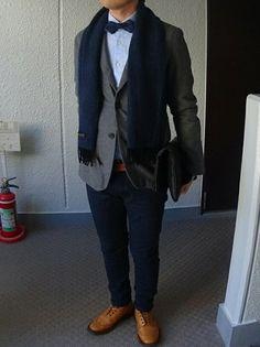 """『トリッカーズ』の革靴とブーツ。全モデル共通する""""品""""を生かしたコーデがおすすめ 8枚目の画像"""