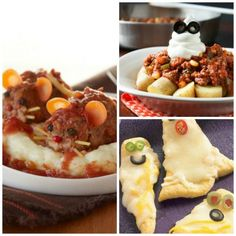 Trick or Eat: 12 Halloween Dinner Ideas