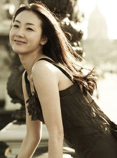 Choi Ji Woo- Korean actress