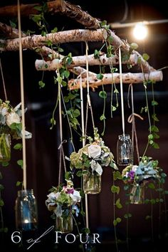 50 Ideen für skandinavische Birkenrinde und Birkenstamm Deko – Wohnideen und Dekoration Ideas for Scandinavian birch bark and birch trunk decoration hanging decoration wedding decoration Country Wedding Inspiration, Deco Champetre, Deco Floral, Warm Colors, Winter Colors, Winter Fun, Tree Branches, Branches Wedding, Tree Branch Crafts