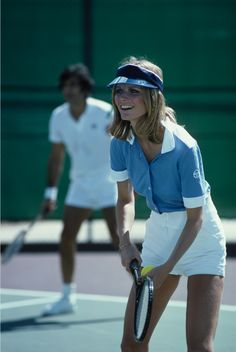 Irresistible Looking Great Ladies Golf Fashion Ideas. Mesmerizing Looking Great Ladies Golf Fashion Ideas. Cheryl Tiegs, Vintage Tennis, Nike Skirts, Tennis Clothes, Nike Clothes, Tennis Dress, Tennis Fashion, Play Tennis, Tennis Serve