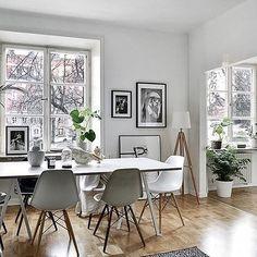 Dining room perfection styled by the master @scandinavianhomes   @fotografnathalie for @fastighetsbyranvasastan