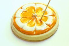 Лимонное печенье с глазурью пошаговый рецепт с фото