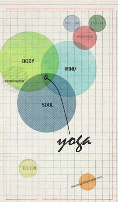 Yoga - the mind, body & soul merge. Oh, and Mickey Mouse ears are formed! #yoga